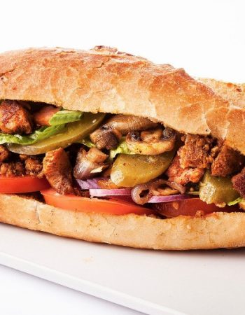 The Vegan Shawarma