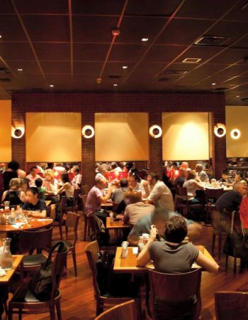 Dixie Grill bar