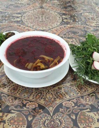 Gourmet Sabzi