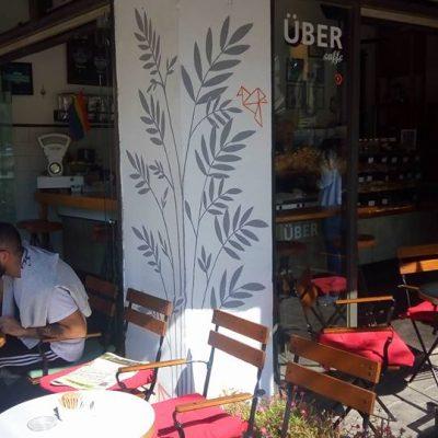 Uber Cafe