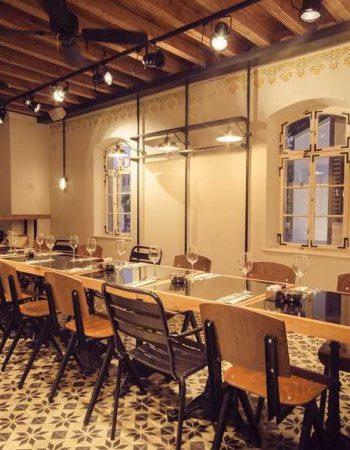 Cafe Nimrod-Sarona