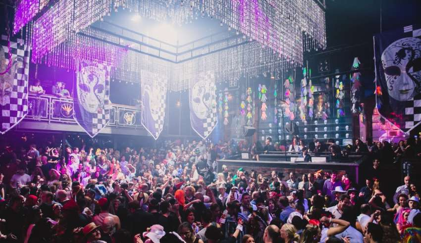 Clubbing is a way of living in tel aviv