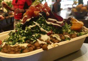 Vegan Restaurant Tel Aviv