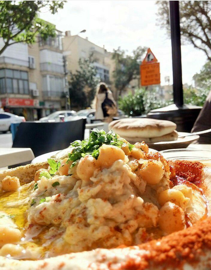Best Food in Tel Aviv