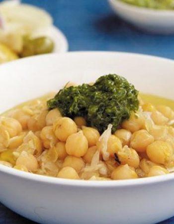 Hummus Mashawsha
