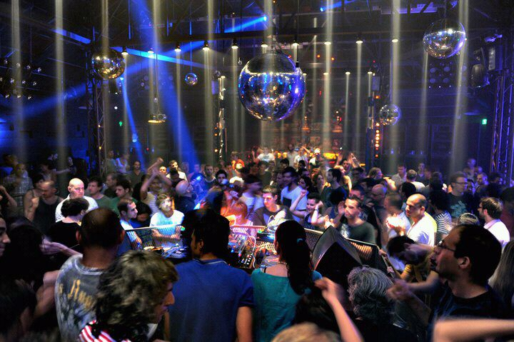 The Block on of the Best Clubs in Tel Aviv