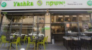 Yashka Shawarma