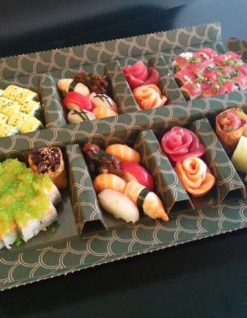Ze Sushi-Sarona Market