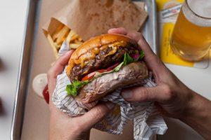 Best Burger in Tel Aviv