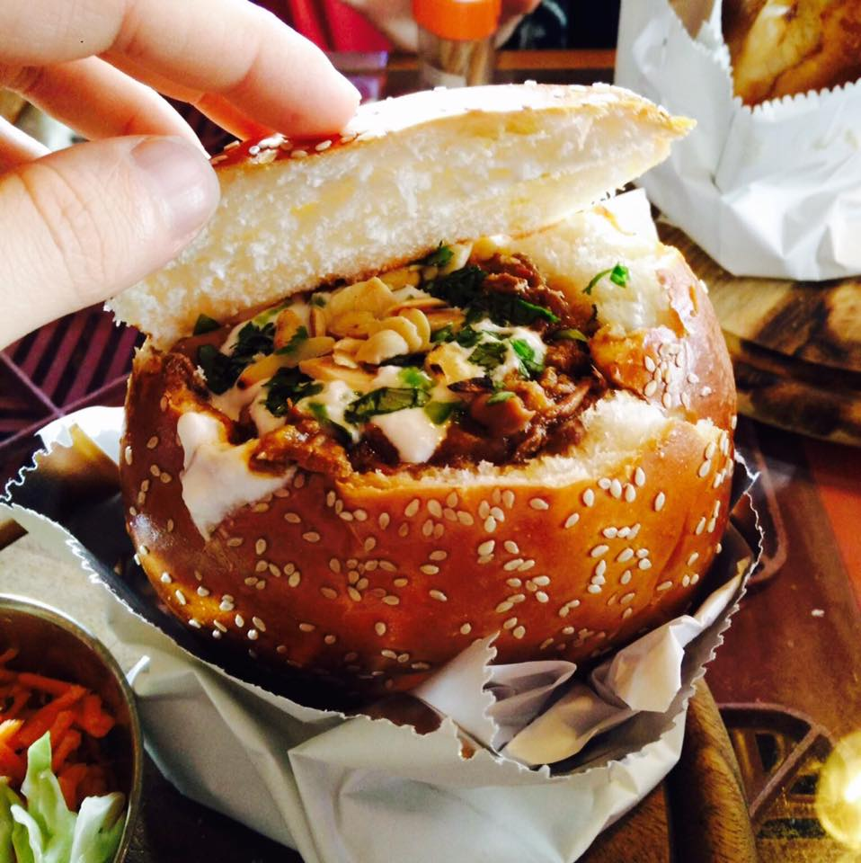 Bunny Chow Rothschilds market