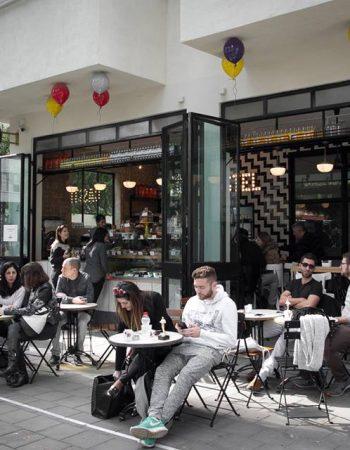 Café Castel Dizengoff