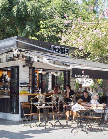 Café Castel Ibn Gabirol