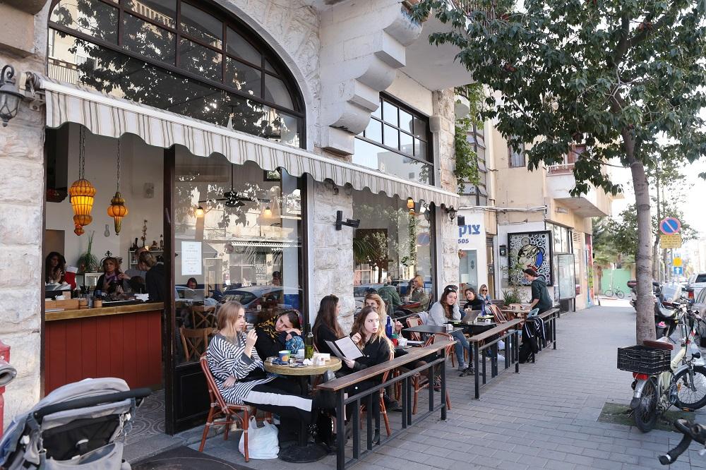 Cafe Sheleg