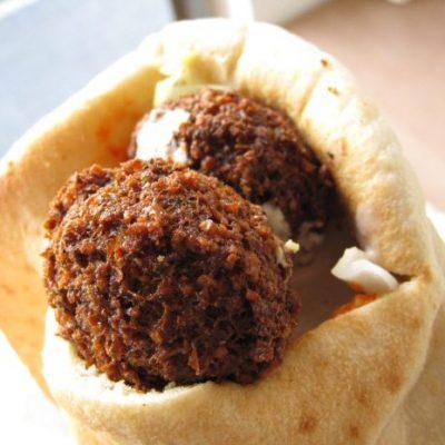 Falafel Menashe