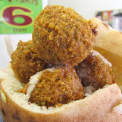 Falafel Razon