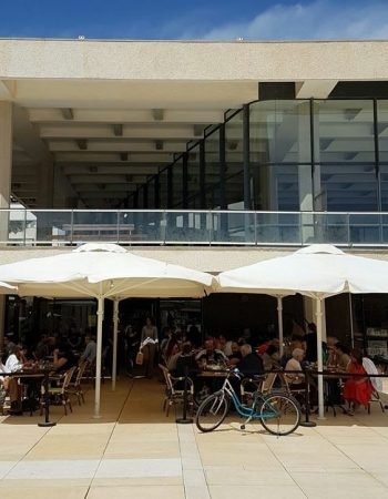 Landwer Café Habima