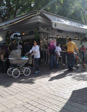 Rothschild Caffe