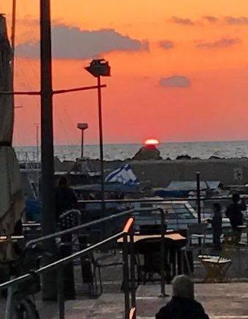 Loveat Jaffa port