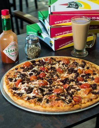 Prego Pizza