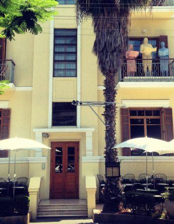 Rothschild Hotel Bistro