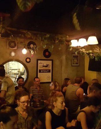 Shuffle Bar
