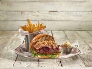 Burgus Burger Bar Yigal Alon