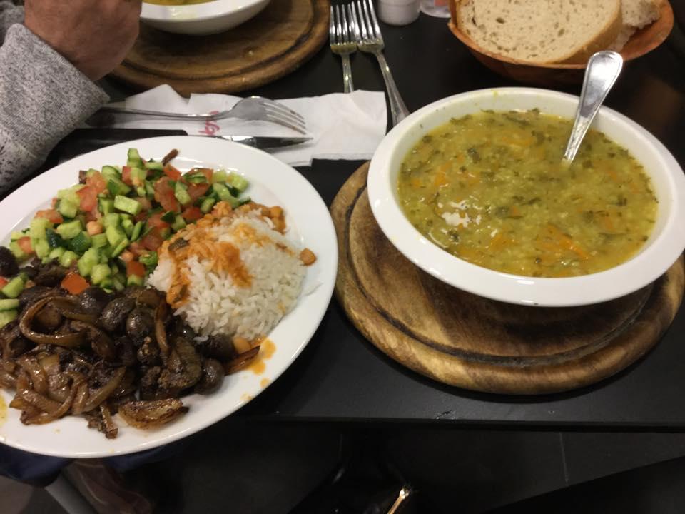 Falafel Gabai Bograshov