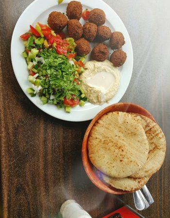 Falafel Gabai Dizengoff