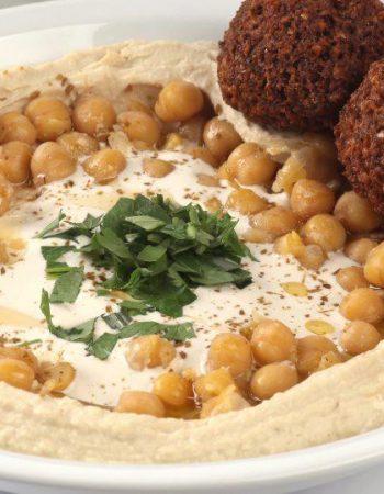 Falafel Gina Shlavim