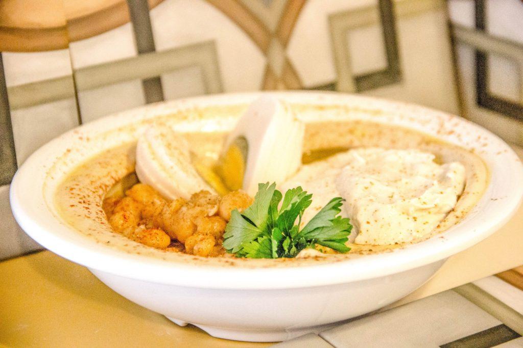 Hummus Eliyahoo Montefiore