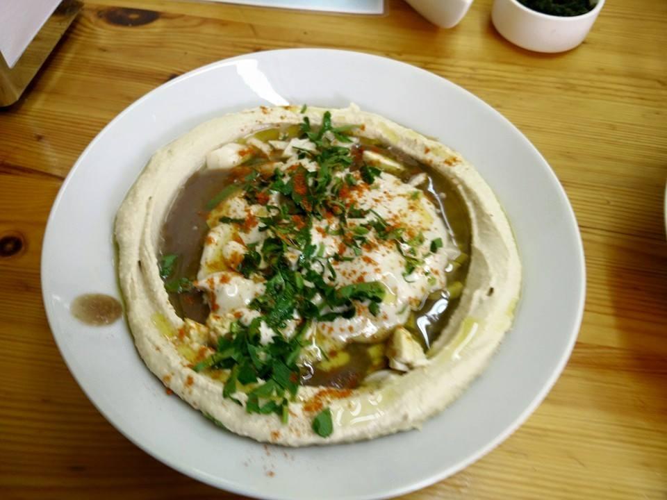 Hummus Lablabi